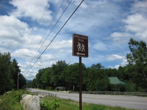 th_Crossing the AT in Gorham